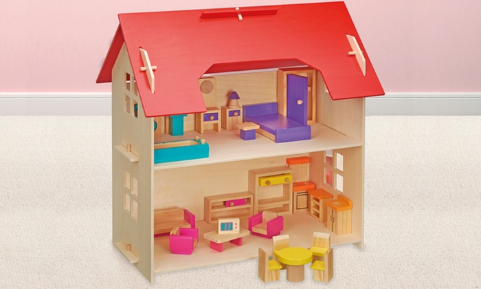 Traditional Doll House