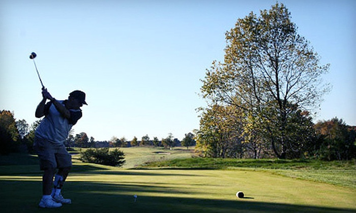 Mistwood Golf Course - Almira: Golf Outings for One, Two, or Four at Mistwood Golf Course in Lake Ann (Up to 54% Off)