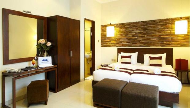 Bali: 4* Private Pool + Flights 3