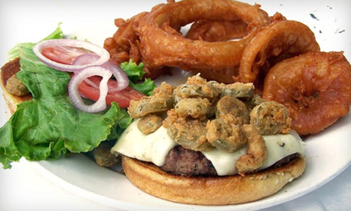 PourHouse Sports Grill - Denton: $10 for $20 Worth of American Food at PourHouse Sports Grill