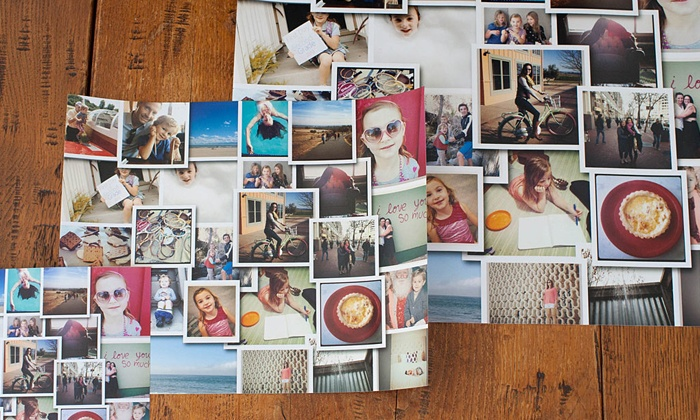 """Picaboo: 14""""x11"""" or 20""""x16"""" Customizable Photo-Collage Poster from Picaboo (Half Off)"""