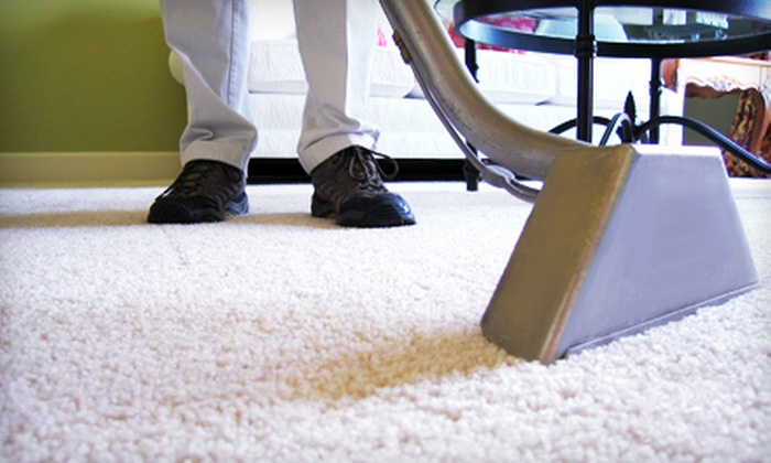 Magically Clean - Rochester: Carpet Cleaning for Three or Four Rooms from Magically Clean (Up to 62% Off)