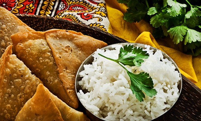Deepam India - Toledo: $5 for $10 Worth of Indian Deli Fare and Groceries at Deepam India