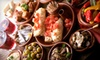 Ophelia's Tapas - Downtown Springfield: $10 for $20 Worth of Small-Plate Fare and Wine at Ophelia's Tapas