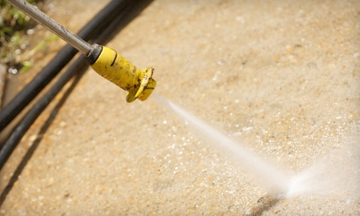 East Tennessee Power Washing - Knoxville: Pressure Washing from East Tennessee Power Washing. Choose Between Two Options.