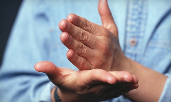 Sign With Me Virginia - Multiple Locations: $25 for Two Sign-Language Classes at Sign With Me Virginia