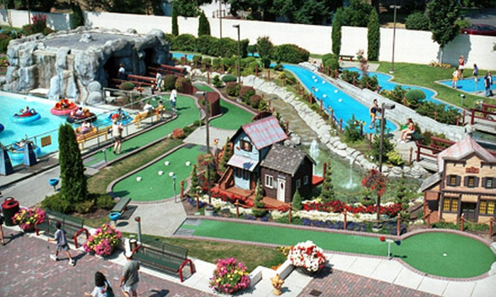 Wilsonville Family Fun Center - Wilsonville: $14 for $30 Worth of Games and Activities at Wilsonville Family Fun Center