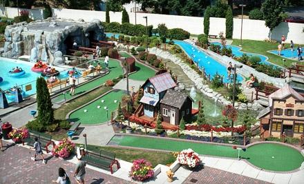 Wilsonville Family Fun Center - Wilsonville Family Fun Center in Wilsonville