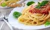 Half Off Italian Fare at Mulino's Restaurant