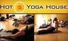 Up to 70% Off Unlimited Hot Yoga