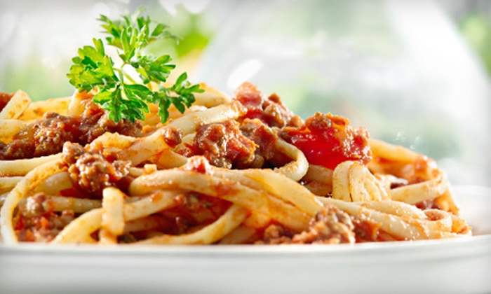 Johnny Pasta's - Sunair: $10 for $20 Worth of Classic Pasta Dishes at Johnny Pasta's in Cathedral City