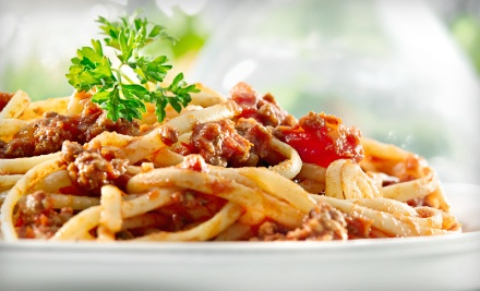 $20 Groupon to Johnny Pasta's - Johnny Pasta's in Cathedral City