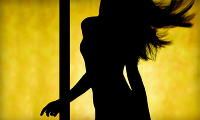 A Pole New You - 7, Urbana: One Month of Pole-Dancing Classes or a Pole-Dancing Party for Up to 10 at A Pole New You in Frederick (Up to 77% Off)