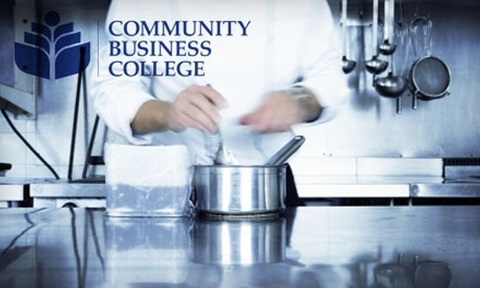 Community Business College - Modesto: $35 for Three Two-Hour Cooking Classes at the Community Business College ($75 Value)