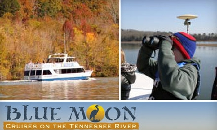 Blue Moon Cruises - Chattanooga: $21 for River Cruise with Blue Moon Cruises in Chattanooga (Up to a $42 Value)