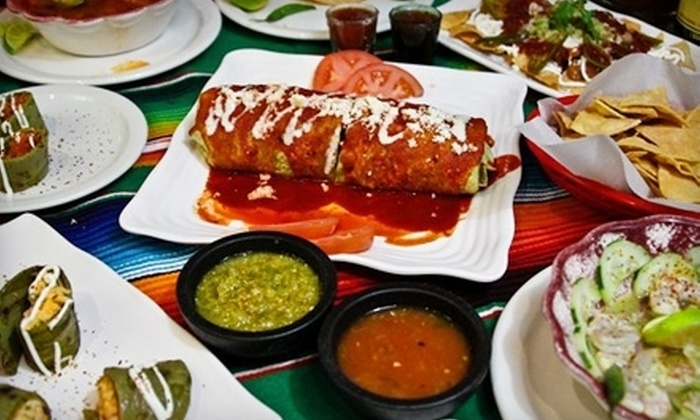 Las Calaveras Mexican Restaurant - Northridge: $20 for $40 Worth of Mexican Fare and Drinks at Las Calaveras Mexican Restaurant in Northridge
