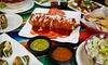 Half Off at Las Calaveras Mexican Restaurant in Northridge