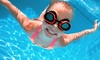 Buckler Aquatics - Multiple Locations: C$95 for Eight All-Ages Group Swimming Lessons at Buckler Aquatics (C$190 Value)