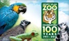 Henry Vilas Zoo - Vilas: $17 for a One-Year Family Membership at Henry Vilas Zoo