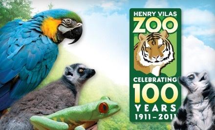 Henry Vilas Zoo - Henry Vilas Zoo in Madison