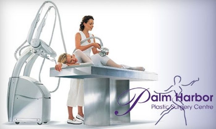 About Face Boutique - Tarpon Springs: $99 for Five Sessions of Endermologie Cellulite Treatment at Palm Harbor Plastic Surgery Centre ($500 Value)