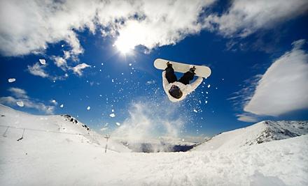 $50 Groupon to The Ski Bum - The Ski Bum in Newark