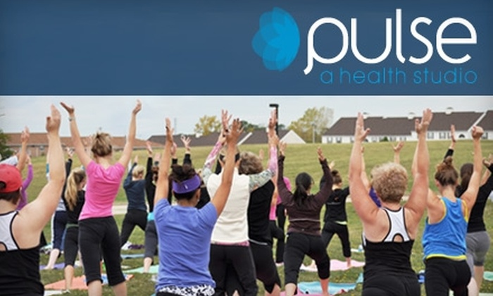 Pulse - Brunswick: $30 for Five Yoga and Pilates Classes at Pulse in Brunswick ($60 Value)