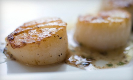 $40 Groupon for Dinner and Drinks, Valid Only Jan.-Mar. 21, 2012 - O'Briens Bistro in Pensacola