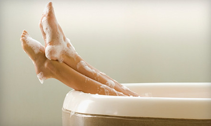 The Bath Workshop - Multiple Locations: $20 for $40 Worth of Customizable Bath and Body Products at The Bath Workshop