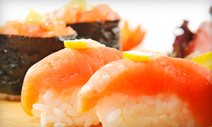 Ma Soba - Beacon Hill: $15 for $30 Worth of Sushi and Asian Fare at Ma Soba