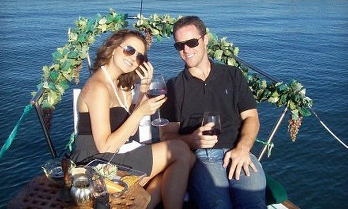 Corks Away - Los Angeles: Mimosa or Wine Cruise for Two from Corks Away in Long Beach (Up to 60% Off)