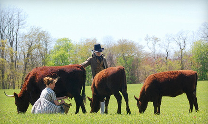 Coggeshall Farm Museum - Bristol: $20 for Family Membership at Coggeshall Farm Museum in Bristol ($40 value)