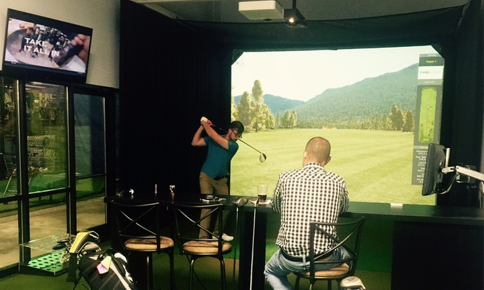 Precision Golf Center - Fuquay-Varina: Up to 45% Off Golf Simulators at Precision Golf Center