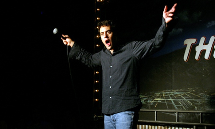 Orny Adams - Levity Live: Comedy Outing to See Orny Adams at Levity Live in West Nyack (Up to 57% Off). Six Shows Available.