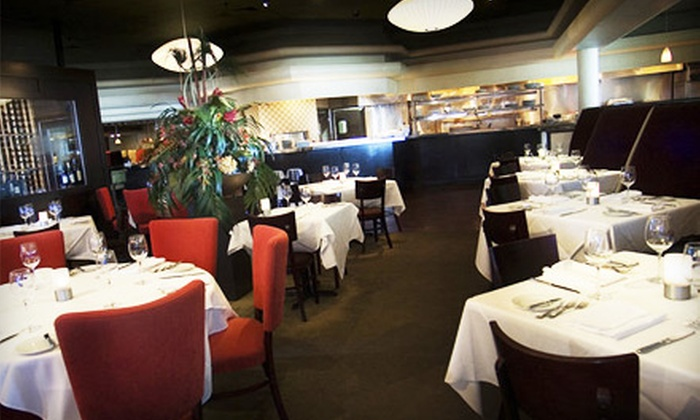 Café Ponte - Largo: $20 for $40 Worth of Eclectic International Dinner Fare and Drinks at Café Ponte in Clearwater