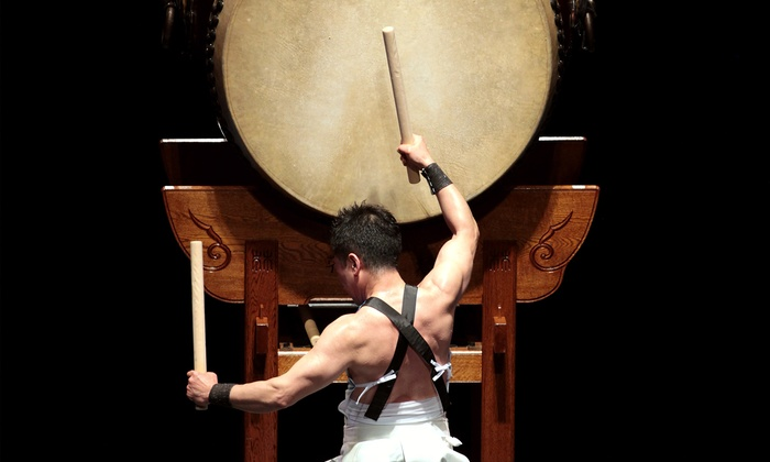 """Heartbeat of Japan - Performing Arts Center at Buffalo State College: """"Heartbeat of Japan"""" at Performing Arts Center at Buffalo State College on Saturday, October 25 (Up to 35% Off)"""