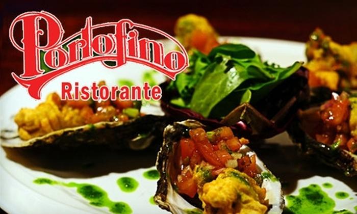 Portofino Restaurant - New York: $15 for $30 Worth of Italian Fare and Seafood at Portofino Restaurant on City Island