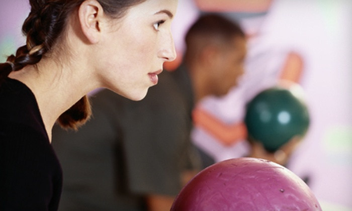 Baldwin Bowling Center - Milledgeville: $12 for a Bowling Outing for Four at Baldwin Bowling Center in Milledgeville (Up to $34 Value)
