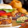 Half Off at Kenny's Burger Joint