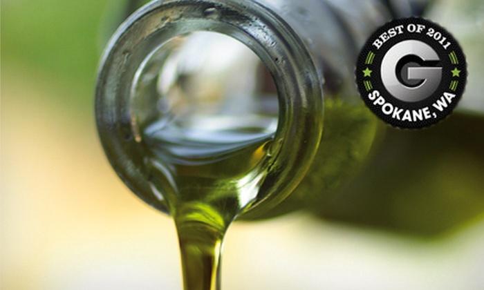 Oil & Vinegar  - Riverside: $10 for $20 Worth of On-Tap Oils and Vinegars at Oil & Vinegar