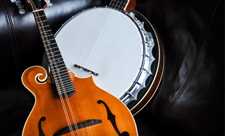 Chicago Bluegrass & Blues Festival at Congress Theater on Sat., Jan. 28 at 1PM: General Admission - Chicago Bluegrass & Blues Festival in Chicago