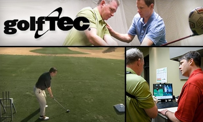 GolfTEC - Multiple Locations: $39 for a 30-Minute Swing Diagnosis at GolfTEC ($95 Value)