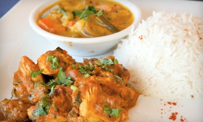 Kabob and Curry - College Hill: $10 for $20 Worth of Indian Fare and Drinks at Kabob and Curry