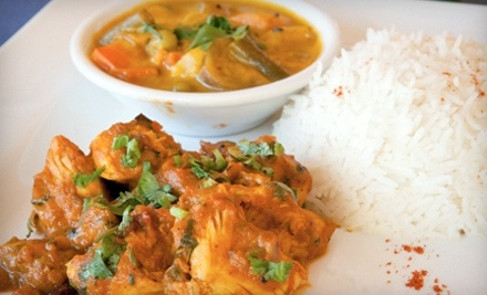 $20 Groupon to Kabob and Curry - Kabob and Curry in Providence