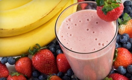 $12 Groupon to Super Juice Smoothies - Super Juice Smoothies in Oceanside