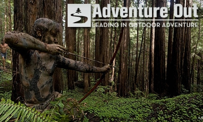 Adventure Out - Multiple Locations: $55 for a Wilderness Skills and Survival Clinic, Created by MTV Survival Expert Cliff Hodges, at Adventure Out ($95 Value)