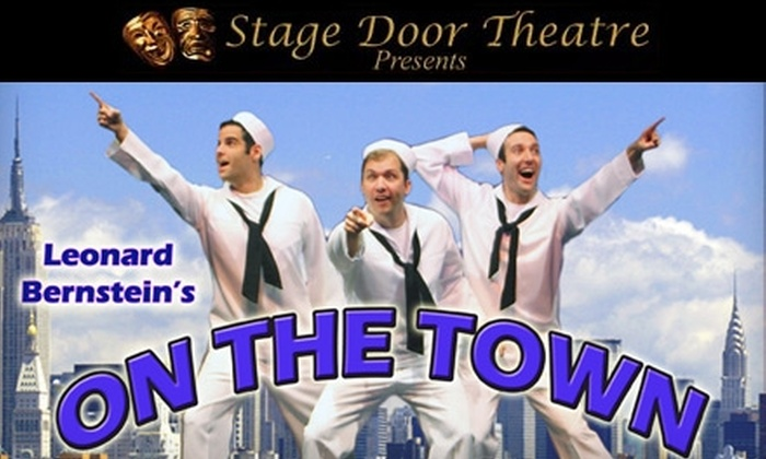 "Broward Stage Door Theatre - Holiday Springs: $19 for a Ticket to see ""On the Town"" at the Broward Stage Door Theatre"