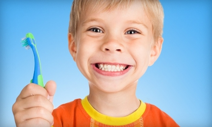 Dr Stanley C Hess DDS - Albuquerque: $90 for a Full-Service Checkup from Stanley C. Hess, DDS, at The Kids Dentist ($186 Value)
