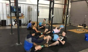 CrossFit Live Loud: Up to 77% Off Entry Level Crossfit Classes at CrossFit Live Loud
