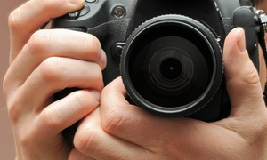 Isla Studio: Beginner Photography Classes and Photo Walks at Isla Studio (Up to 74% Off). Three Options Available.